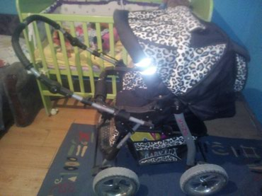 Baby lux decija kolica drska se okrece i dolazi uz kolica najlon za - Smederevo