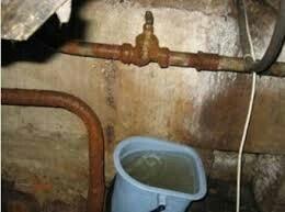 Устранение течи водопровода, отопления в Бишкек