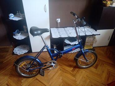 Moze - Srbija: City Bike vozen par puta od tad stoji u sobi samo gume treba da se