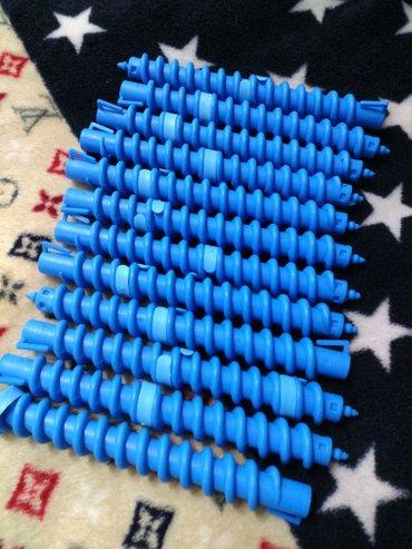 Бигуди спирали 12 штук в Лебединовка