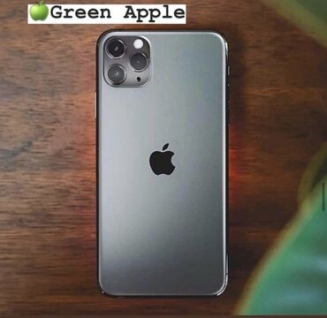 Yeni IPhone 11 Pro 64 GB Yaşıl