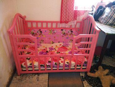 Детский мир - Корумду: Продам детскую кроватку от 0 до 5 лет. Цена 2500