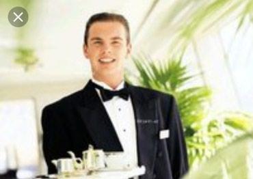 Tarqovuda Ailevi Restorana Tecrübeli ofsiantlar lazımdır. İş в Bakı