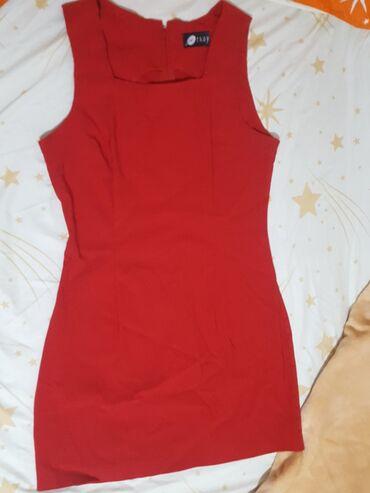 Haljina-crvena-ic - Srbija: Orsay crvena haljina