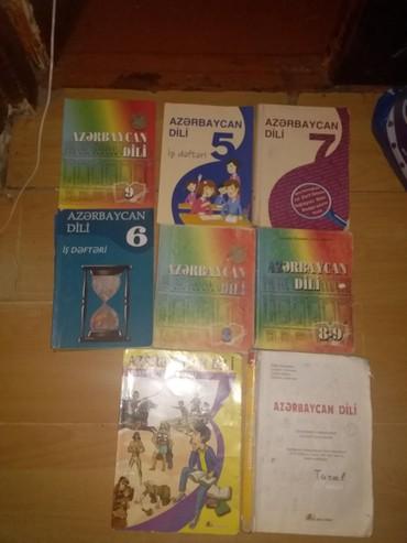 Az.dili kitabları 1 -i 2 ve 3 man