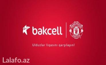 Bakı şəhərində Bakcell 2727  nomre