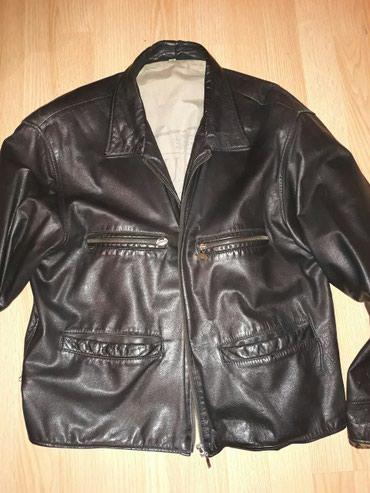 Muska kozna jakna marke Claudio kraci model vel.xl - Veliko Gradiste