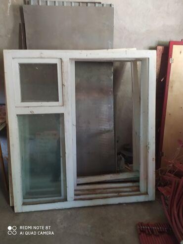 184 объявлений: Окна деревянные хорошое состояние со стёклами размер 1.5на1.4 цена