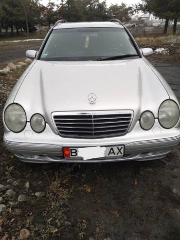 Mercedes-Benz 2002 в Каракол