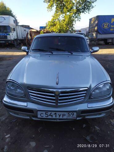 ГАЗ - Кыргызстан: ГАЗ 31105 Volga 2.4 л. 2007   150000 км