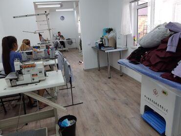 Швейное дело - Бишкек: Швея Прямострочка. С опытом
