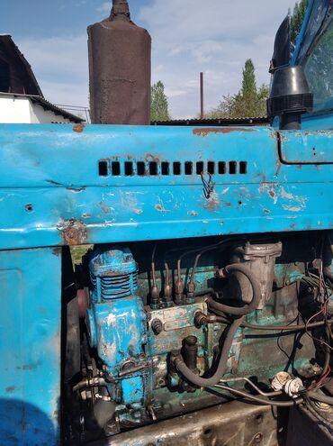 передний мост мтз 80 цена бу в Кыргызстан: Трактор МТЗ 80,в хорошем состоянии. Имеется прицеп,плуг,косилка,пресс-