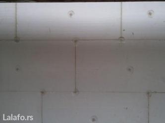 Izolacija stiroporom iznutra i spolja (fasada)  - Beograd