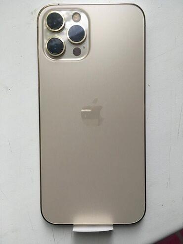 IPhone 12 Pro Max | 256 GB | Qızılı | Yeni | Zəmanət, Face ID