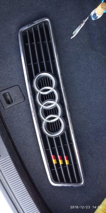 Продаю решётку радиатора на Audi A6 C5 дорестайлинг в Лебединовка