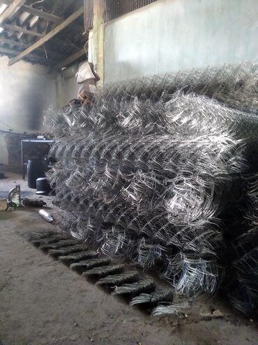 Ремонт и строительство - Кызыл-Кия: Заборы, ограждения | Металлические