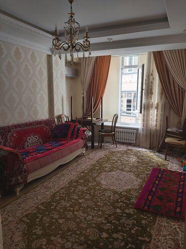 горящие туры из бишкека в дубай 2019 в Кыргызстан: Элитка, 2 комнаты, 85 кв. м Теплый пол, Бронированные двери, Лифт