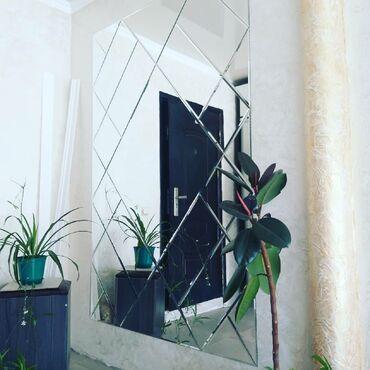 13036 объявлений: Зеркало на заказ в Бишкеке  Зеркальное панно на заказ.    Зеркало по и