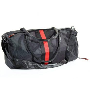 Женская спортивная сумка с карманом для обуви и лямкой через плечо. в Бишкек