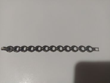 Браслет серебро проба 920, минимальный торг