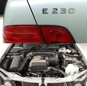 Mercedes-Benz 230 2.3 л. 1997
