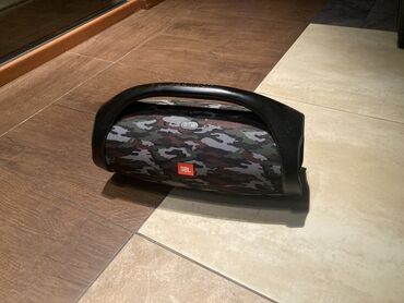 хундай портер цена бишкек в Кыргызстан: Колонка JBL Boombox оригинал.Состояние идеал, эксплуатировали