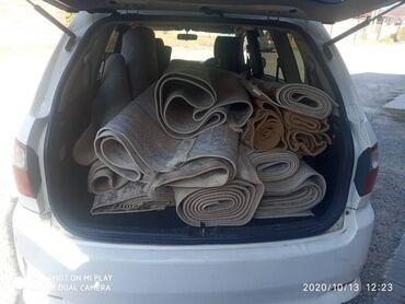 Чистка ковров в новом специализированном оборудованиям