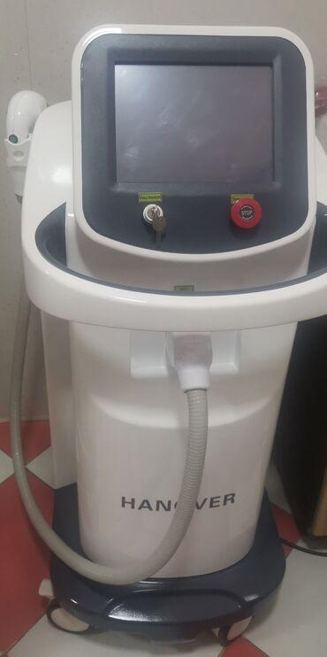aparatı - Azərbaycan: Buz başlıklı lazer epilasyon aparatı. Hanover 6 ay işlenib, çox gözel