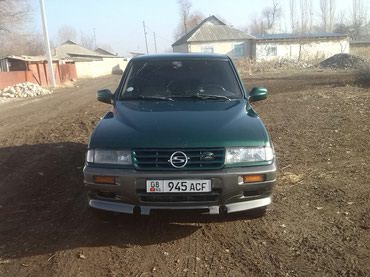 Ssangyong Musso 1998 в Кара-Балта