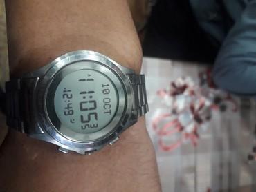al fajr в Кыргызстан: Серебристые Мужские Наручные часы AM:PM