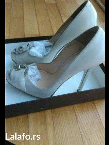 NANDO MUZI cipele broj 36,nosene jednom,placebe 270 eur. - Belgrade