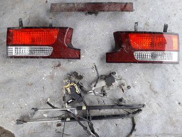 Продаю задние стоп фонари, замок багажника, багажн дверь на Toyota Est