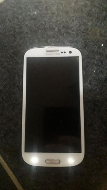 samsung s3 ekran - Azərbaycan: Ehtiyat hissələri kimi Samsung I9300 Galaxy S3 16 GB ağ