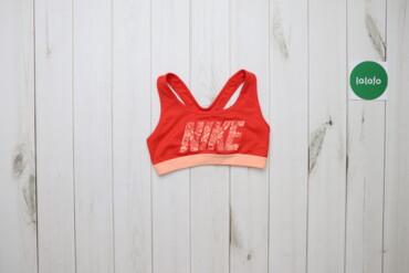 Жіночий спортивний топ Nike Dri-Fit, р. XS   Довжина: 25 см Напівобхва