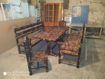 - Azərbaycan: Bag evleri ucun mebel