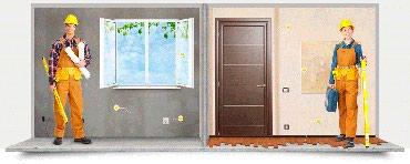 снять офис в жилом доме в Кыргызстан: Ремонт квартир дом .офис капитальный ремонт косметический чисто и