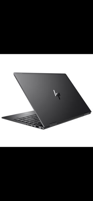 Ноутбуки и нетбуки - Бишкек: Модель: HP envy x360 Процессор: AMD Ryzen 7 4700 2.00 GHz Количество я