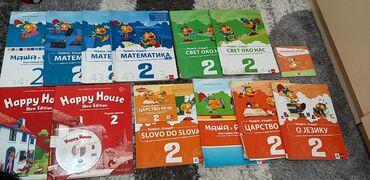 Knjige, časopisi, CD i DVD | Obrenovac: Knjige za drugi razred Klett