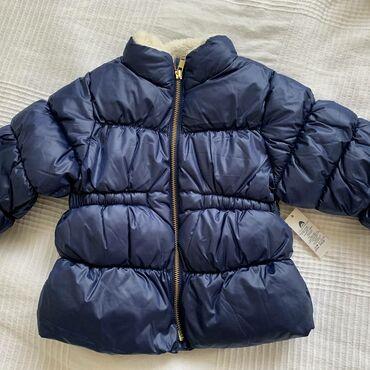 Old Navy jakna za bebe, postavljena je sa toplim polar materijalom