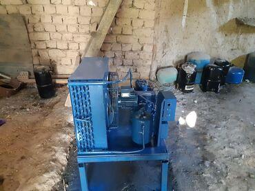 Техника для кухни - Базар-Коргон: Б/у Синий холодильник