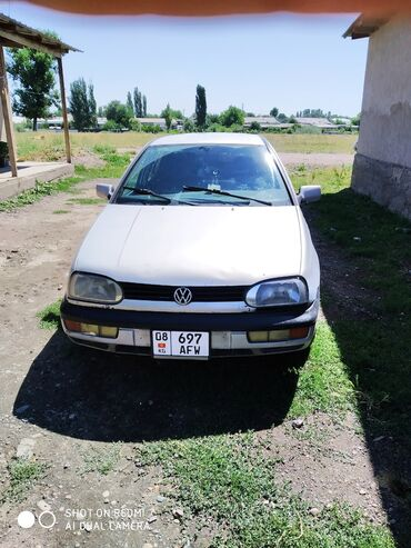 Volkswagen в Ак-Джол: Volkswagen Golf R 1.6 л. 1993