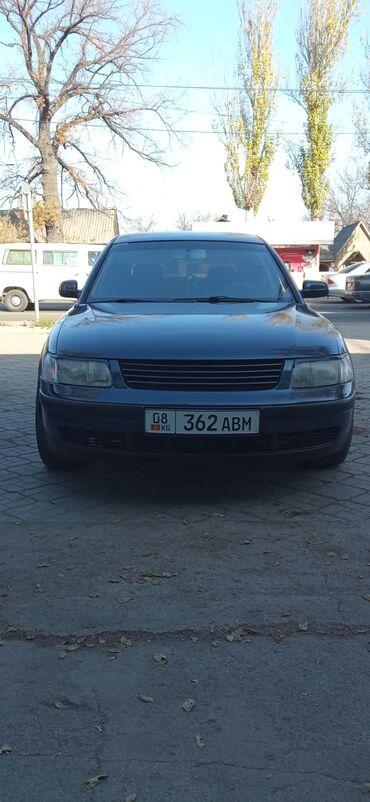 суточные квартиры в канте in Кыргызстан   ПОСУТОЧНАЯ АРЕНДА КВАРТИР: Volkswagen Passat 1.9 л. 1999   374500 км