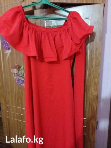 Новое платье в пол. Размер 48. в Бишкек