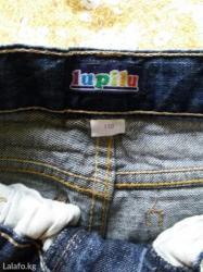 Шорты джинсовые на 4-5 лет, брюки в Бишкек