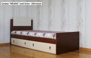 Bakı şəhərində Çarpayılar .