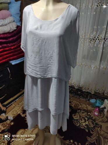 Детский мир - Чон-Таш: Продаю платье  Италия ткань шёлк  Брали дорого Одели 1 раз на свадьбу