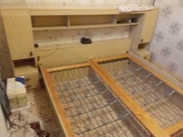 Спальный гарнитур, в верхних полках в Бишкек