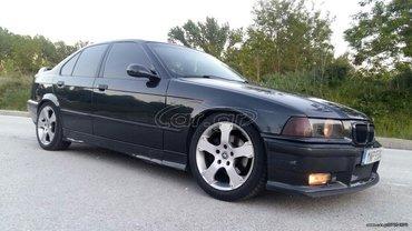 BMW 318 1.8 l. 1991 | 345734 km