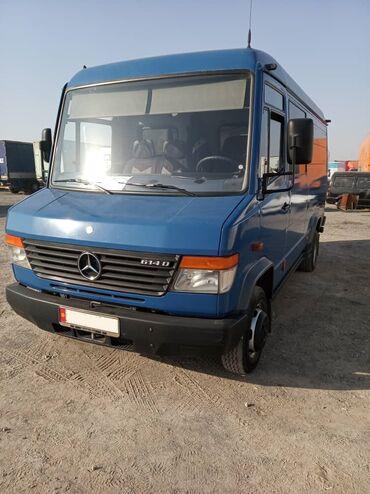 Покупка грузового автомобиля - Кыргызстан: Mercedes-Benz Vario 4.2 л. 2001 | 204000 км