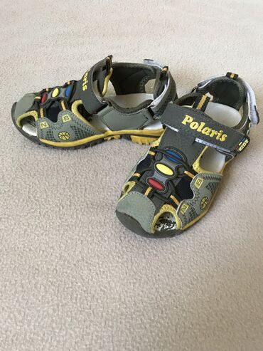 Детские сандали. Отличное состояние. Турция. Размер 26/17см. Фирма